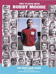 They Played with Bobby Moore cover