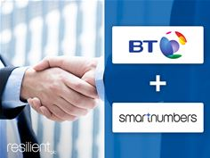 BT and Resilient logo
