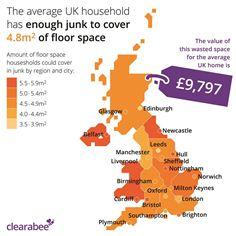UK Junk Mountain map