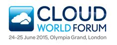 Cloud World Forum Logo