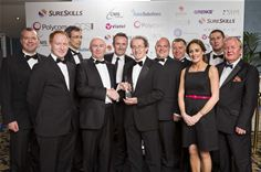 Viatel named Company of the Year at Tech Excellence Awards