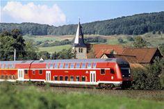 Bombardier train