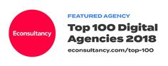 Econsultancy Top 100 Digital Agencies 2018