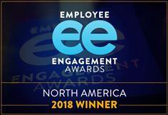 EE Awards North America 2018 Winner