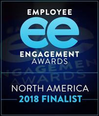 Employee Engagement Awards North America 2018 Finalist