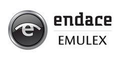 Emulex Endace Logo