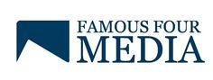 Famous Four Media logo