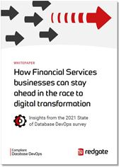 How Financial Services businesses can stay ahead in the race to digital transformation