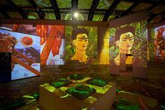 Viva Frida Kahlo – Immersive Experience