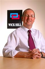 Ian Kilpatrick, chairman Wick Hill Group
