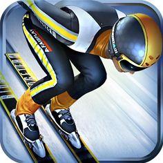 Ski Jumping Pro 1