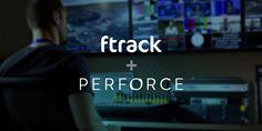Integração Perforce com ftrack