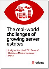 Insights from the 2021 State of Database Monitoring Survey