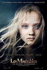 Tom Hooper's Les Misérables, image courtesy of Universal