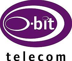 O-bit Telecom logo
