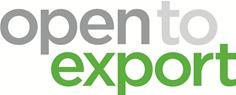 Open to Export Logo