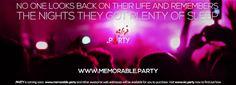 Memorable.party