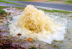 Satellites can predict pipe leakage