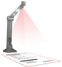 sceyeX document camera