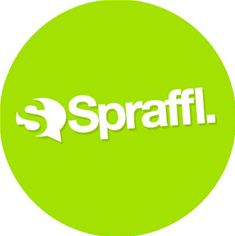 Spraffl logo