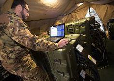 Italtel data centers at NATO