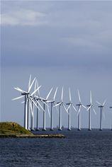 Rentel wind farm