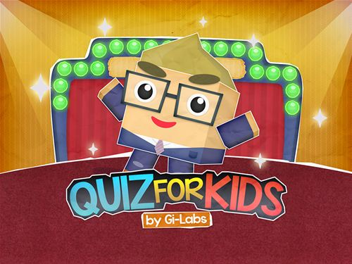 New Children's Educational Quiz App Launches in the App Stores