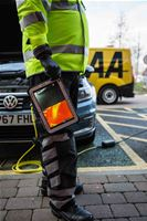 The AA Trials New Panasonic Superpower Technology to Get Customers Back on the Road Faster