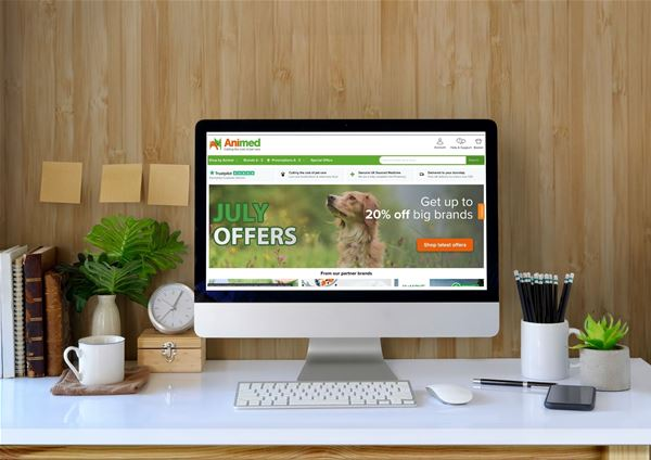 Global MarTech Innovator BOSCO™ Drives Online Sales Growth At Animed Direct
