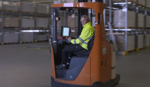 Swedish Manufacturer Elitfönster Equips Drivers with Rugged Panasonic Tablets