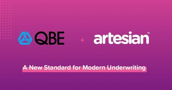 QBE Insurance & Artesian Deal Sets a New Standard For Modern Underwriting