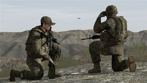 New, Enhanced Radio Communications System Introduced In VBS3