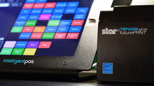 Tsp100 star printer
