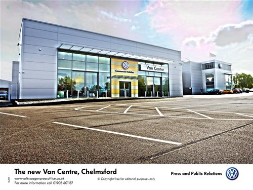 New Jobs Created By New Volkswagen Van Centre In Chelmsford