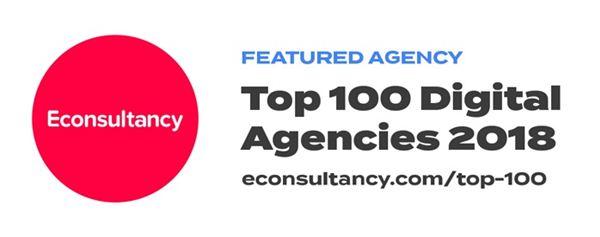 Amido Gains Momentum in Econsultancy's Top 100 Digital Agencies List
