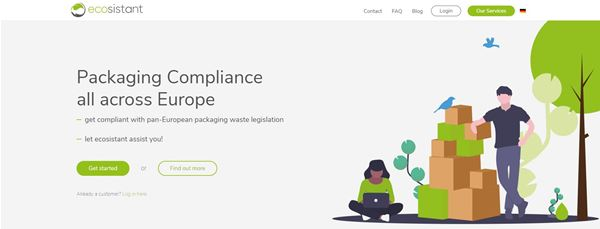 ecosistant launches first digital compliance management for e-commerce