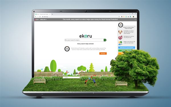 "ekoru: ""Fight Climate Change By Changing Your Search Engine"""