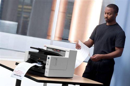 KODAK i4000 Plus Series Scanners designed for advanced