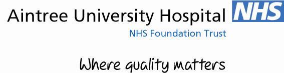 aintree university hospital logo realwire realresource