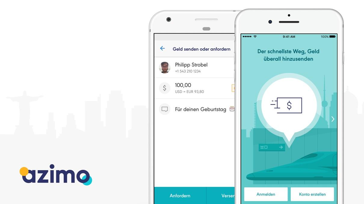 Das Londoner Fintech Azimo vereinfacht internationale Überweisungen über die Telefonnummer