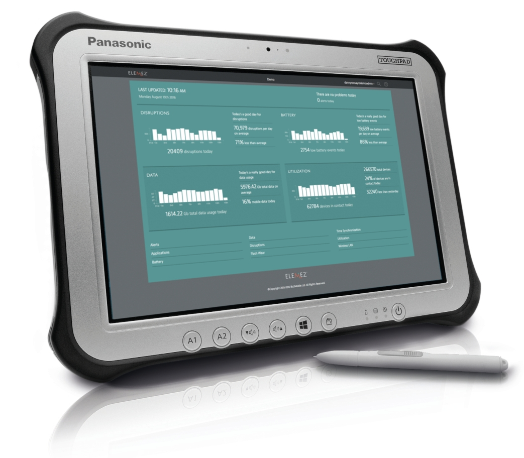 Panasonic partners with B2M Solutions to expand service offering through launch of Toughbook Smart Service