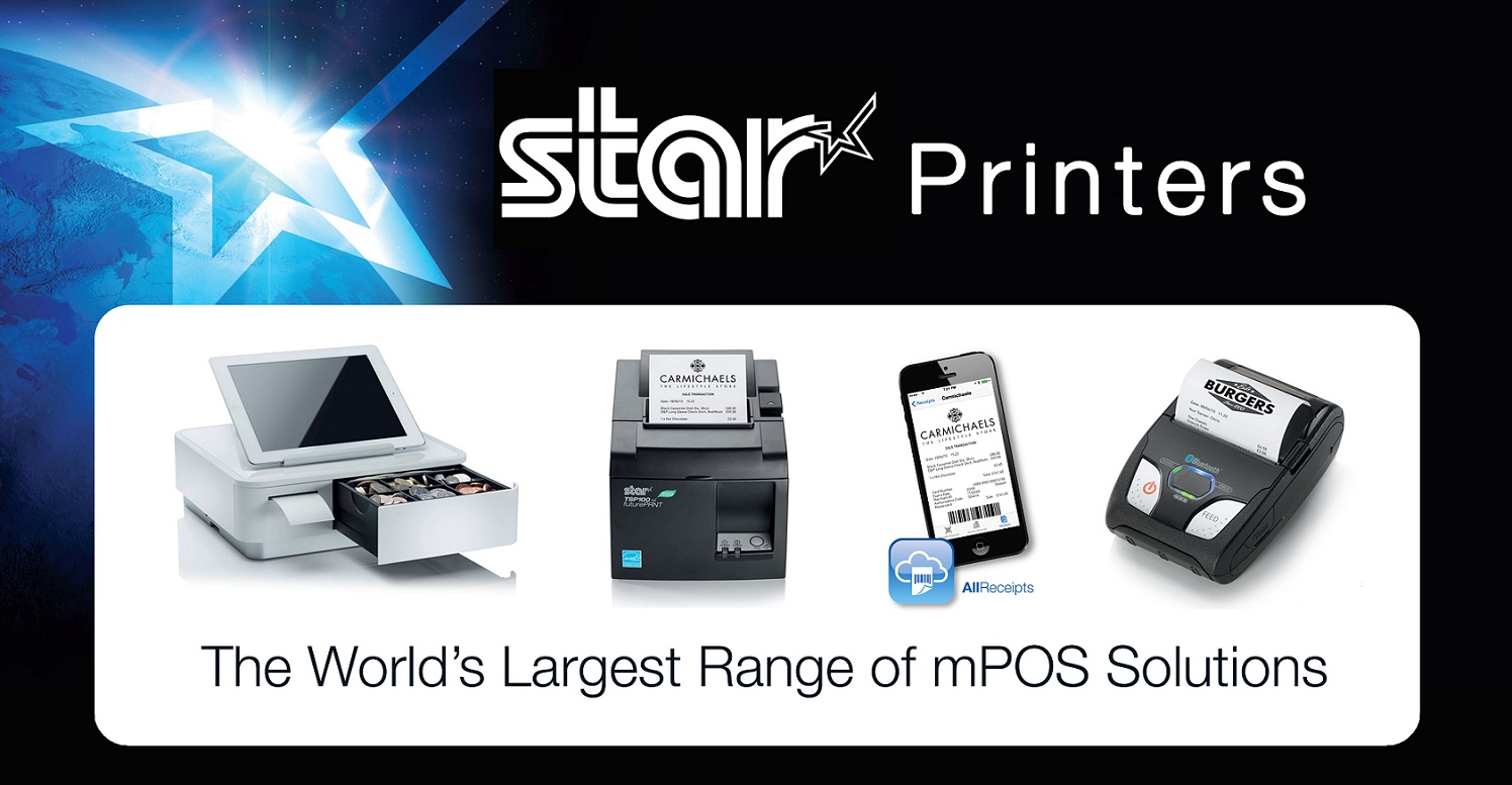 Star Micronics demonstrates POS printing solutions approved by a range of Payment Partners at PayExpo Europe 2016, ExCel, London