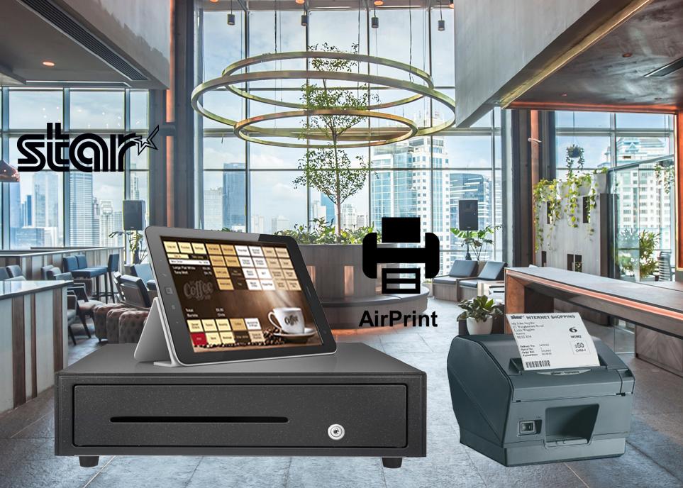 Star Micronics gibt Einführung von POS-Drucker TSP847II AirPrint™ bekannt