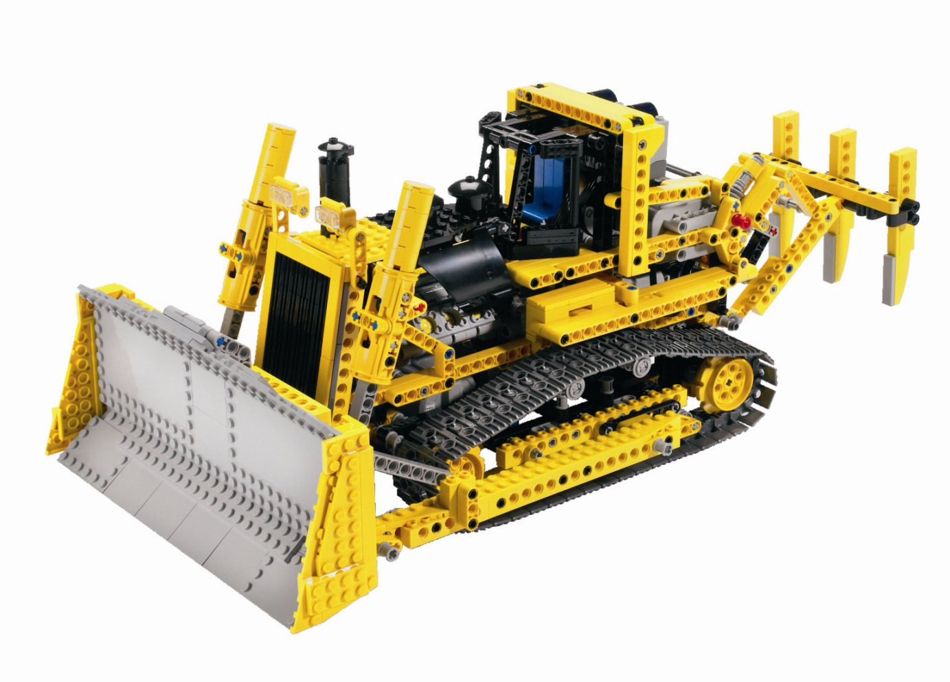 LEGO® gets TECHNIC-al for 2007