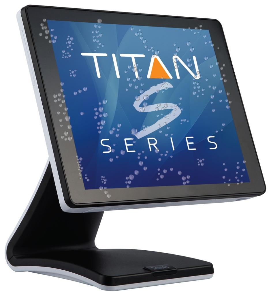 New – SAM4S Titan PC POS Terminals