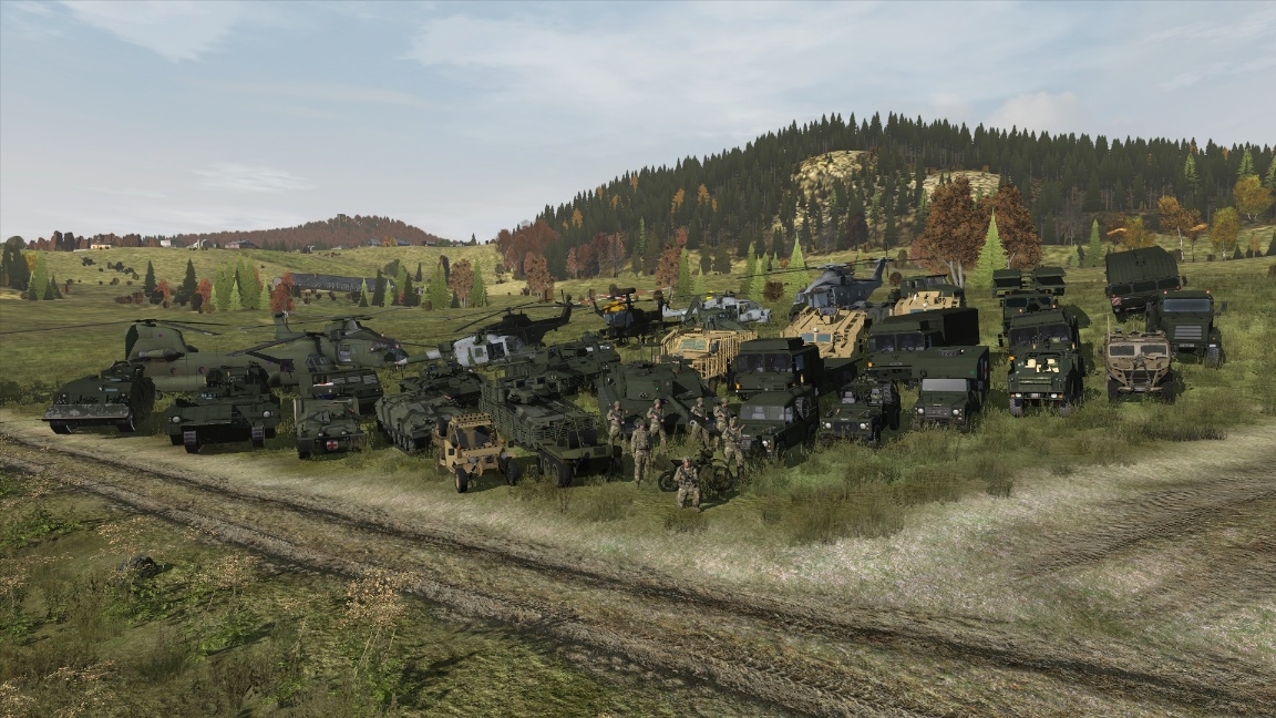 VBS3 Selected as the Defence Virtual Simulation Solution for UK MOD