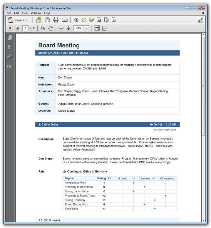 outlook meeting minutes template - meeting minutes realwire realresource